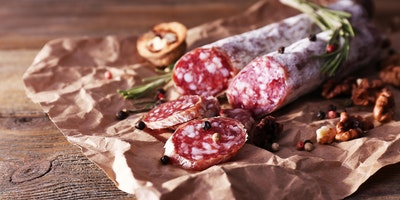 Salami Making from Scratch