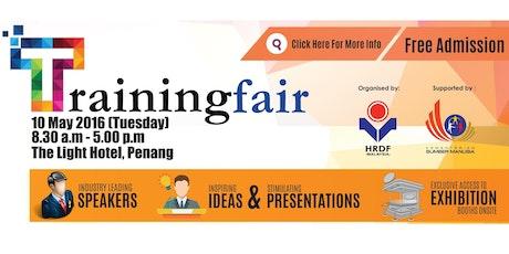 Training Fair 2016 @ Penang