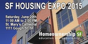 San Francisco Housing Expo 2015