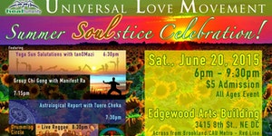 Heal Humanity's Universal Love Movement (ULM) Summer...