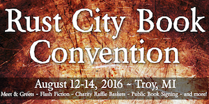 Rust City Book Convention