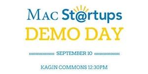 Mac Startups Demo Day 2015