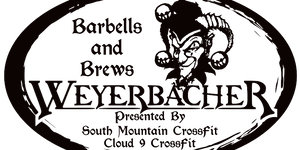 2015 Barbells and Brews at Weyerbacher Brewery...