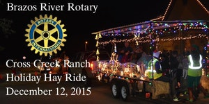 Cross Creek Ranch Holiday Hay Ride