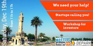 İzmirliler'e Startuplar'dan davet var! - Startups need...