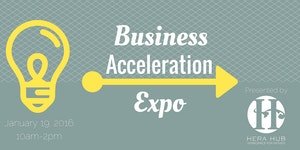 Business Acceleration Expo 2016